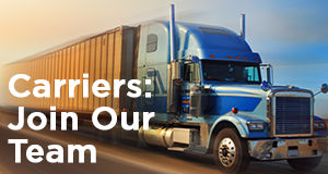Carriers: Join Our Team