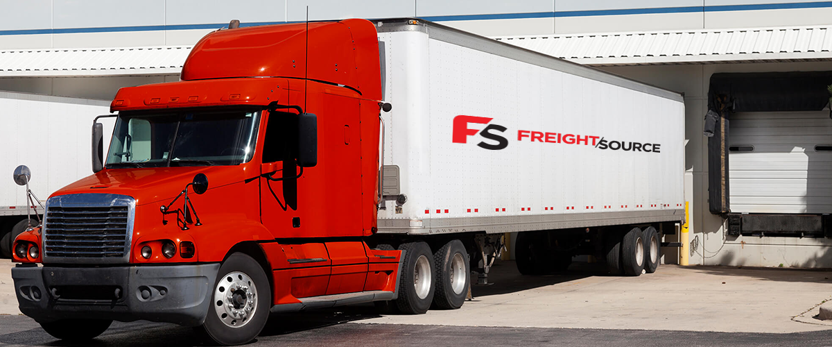 FreightSource: Your Freight Brokerage Solution